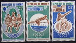 DAHOMEY                 P.A 166/168                    NEUF** - Bénin – Dahomey (1960-...)
