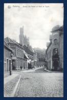 Antoing. Bureau Des Postes Et Hôtel Du Cygne. 1907 - Antoing