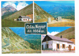 Cpm (05) LE COL DU NOYER..Multivues (E.133) - Altri Comuni