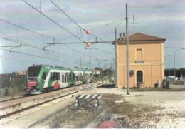339 FER Pesa Consandolo Ferrara Railroad Trein Railways Treni - Treinen