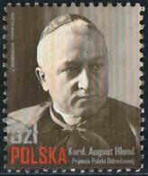 Pologne 2018 Yv. N°4622 - August Hlond, Cardinal Polonais - Oblitéré - Used Stamps