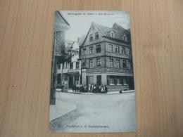 CP 79 / ALLEMAGNE / RUTTERGASSE M ADAM U EVA BRUNNEN /  CARTE NEUVE - Allemagne