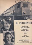 """(pagine-pages)"""" IL FERROVIERE """"    Tempo1955. - Libri, Riviste, Fumetti"""