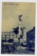 Eboli - Salerno - Monumento Ai Caduti - Formato Piccolo Viaggiata Mancante Di Affrancatura – Fe1 - Salerno