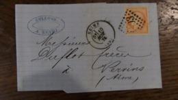 20/09/19-LAC De Nimes Sur N°38     Variété Nuance A VOIR§§ - 1849-1876: Periodo Classico