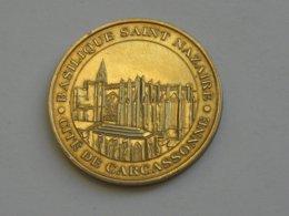 Monnaie De Paris  - Cité De Carcasonne - Basilique Saint Nazaire  **** EN ACHAT IMMEDIAT  **** - Monnaie De Paris