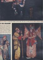 (pagine-pages)IL TEATRO DEI DRAGONI   Tempo1955. - Libri, Riviste, Fumetti