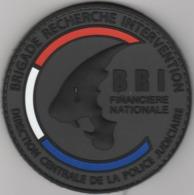 Écusson Police BRIFN PVC - Police & Gendarmerie