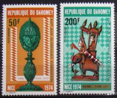 DAHOMEY                 P.A 205/206                    NEUF** - Bénin – Dahomey (1960-...)