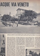 (pagine-pages)LA NASCITA DI VIA VENETO    Tempo1955/29. - Libri, Riviste, Fumetti