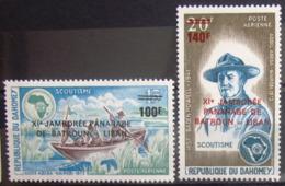 DAHOMEY                 P.A 213/214                    NEUF** - Bénin – Dahomey (1960-...)