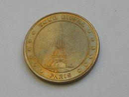 Monnaie De Paris 2002  - PARIS - LA TOUR EIFFEL **** EN ACHAT IMMEDIAT  **** - Monnaie De Paris