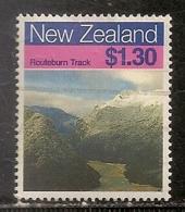 NOUVELLE ZELANDE      OBLITERE - Nouvelle-Zélande