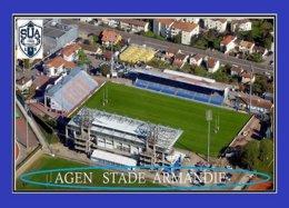 CP. STADE . AGEN *47* FRANCE STADE ARMENDIE # S.009 - Football
