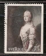 SUEDE    N°    754    OBLITERE - Suède