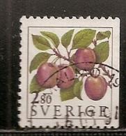 SUEDE    N°    1791    OBLITERE - Oblitérés