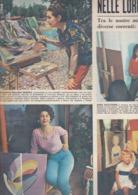 (pagine-pages)PUBBLICITA' PITTRICI ITALIANE    Tempo1955/29. - Libri, Riviste, Fumetti