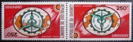 DAHOMEY                 P.A 226    Tète-bèche                NEUF** - Bénin – Dahomey (1960-...)
