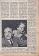 (pagine-pages)GIOVANNI COMISSO    Tempo1955/29. - Libri, Riviste, Fumetti