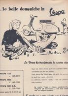 (pagine-pages)PUBBLICITA' VESPA   Tempo1955/11. - Libri, Riviste, Fumetti
