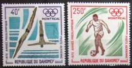 DAHOMEY                 P.A 242/243                    NEUF** - Bénin – Dahomey (1960-...)