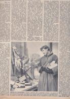 (pagine-pages)MIROSLAVA NACHODSKA    Tempo1955/11. - Libri, Riviste, Fumetti