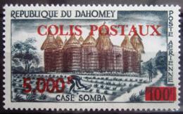 DAHOMEY                 COLIS POSTAUX 12                    NEUF** - Bénin – Dahomey (1960-...)
