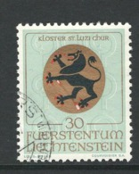 Liechtenstein, Mi 514 Jaar  1969,  Gestempeld - Oblitérés