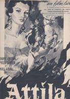 """(pagine-pages)"""" ATTILA """"   Tempo1955/11. - Libri, Riviste, Fumetti"""