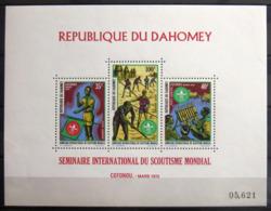 DAHOMEY                 B.F 18                    NEUF** - Bénin – Dahomey (1960-...)