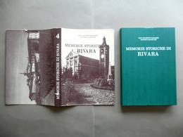 Memorie Storiche Di Rivara Volume 4 Giuseppe Paradisi Calzolari Modena 1980 - Non Classificati