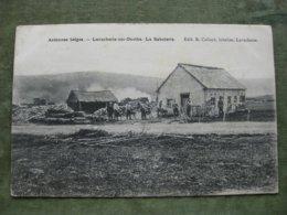 LAVACHERIE Sur OURTHE - LA SABOTERIE 1908 - Sainte-Ode