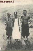 MISSION DES P.P. DU SAINT ESPRIT UN BEAU TRIO TYPE ETHNOLOGIE TRIBU AFRIQUE - Missions