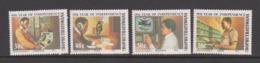 South Africa-Bophuthatswana SG 195-198 1987 10th Anniversary Of Independence,Mint Never Hinged, - Bophuthatswana