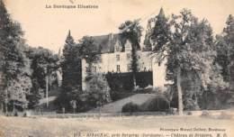 24 - RIBAGNAC, Près Bergerac - Château De Bridoire - Frankreich
