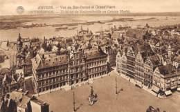 ANTWERPEN - Zicht Op De Nederschelde En Groote Markt - Antwerpen