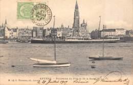 ANVERS - Panorama Du Port Et De La Rade - Antwerpen
