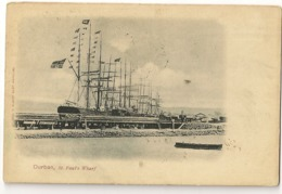 S7733 - Durban - St Paul's Wharf - South Africa