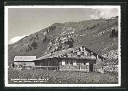 AK Muotathal, Wirtschaft Pragel Passhöhe - SZ Schwyz