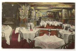 "S7735 -Interior "" Folies Cabaret"" Jackson And Columbus Ave. San Francisco - San Francisco"