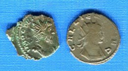 Tetricus  270/273  Gallienus  254//268 - 5. La Crisis Militar (235 / 284)