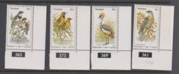South Africa-Transkei SG 75-78 1980 Birds Mint Never Hinged - Transkei