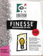 Finesse (PAO) - Pour DOS 2.1, Et Windows 3.1 Et Supérieur (1990, TBE) - Other