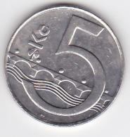 Tchequie ,  5 Kc- 1994 , Coin - Tschechische Rep.