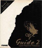 Guide 2, Hypertexte - Pour Windows 2.03 Et Supérieur (1988, Neuf) - Other