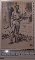 Militari - 1955 - Assisi - Divise, Ritratto - Guerra, Militari