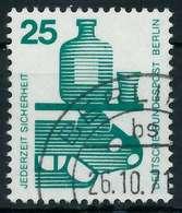 BERLIN DS UNFALLV Nr 405 Gestempelt X91D8EA - [5] Berlín