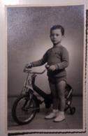 Fotografia - Ragazzo, Bambino In Bicicletta - Ritratto, Infanzia - Cartoline