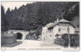Carte Postale 88. Bussang Poste De Douanes Douaniers  Très Beau Plan - Bussang