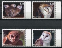 Niuafo, 2012. [n1219] Birds, Owls - Owls